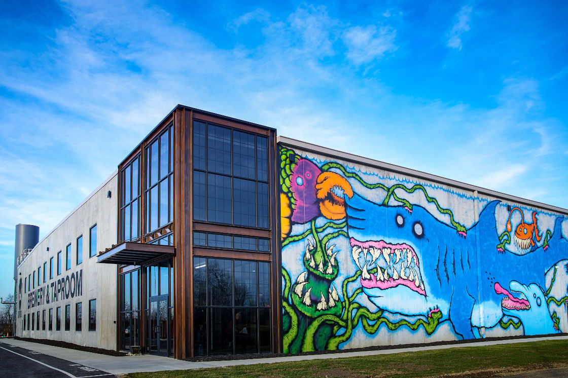 YOUR INVITE TO THE GRAND OPENING OF BREWDOG COLUMBUS