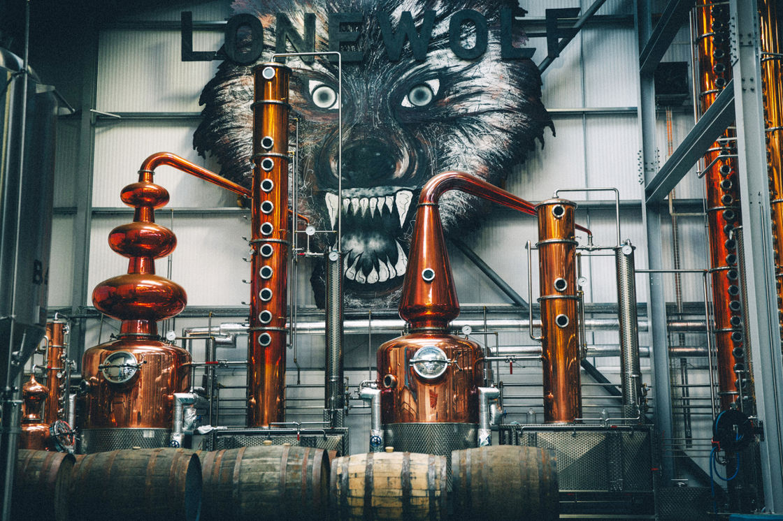 NEW LONEWOLF SMALL BATCH SPIRITS