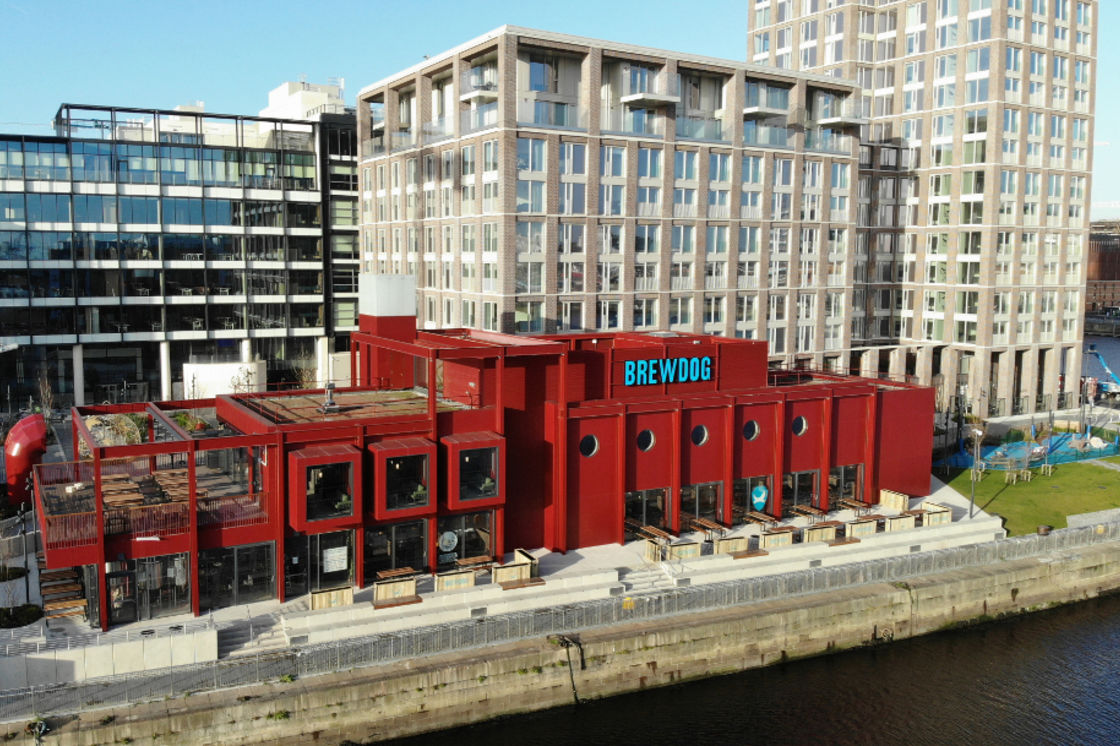 BREWDOG OUTPOST DUBLIN IS HERE